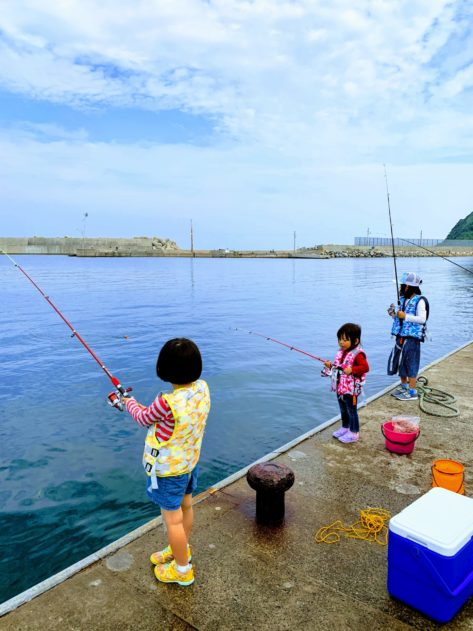 【子連れ釣りin福岡】さぁ、子供と一緒に釣りに行こう!!!準備と持ち物②