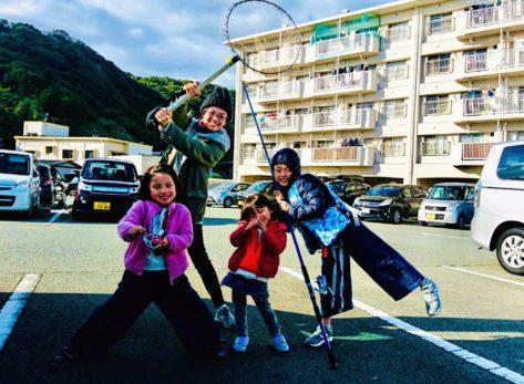 【子連れ釣りin 福岡】さぁ、子供と一緒に釣りに行こう!!!準備と持ち物①