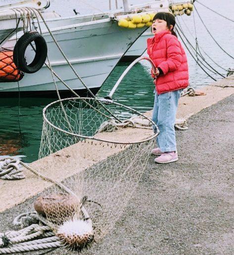 【peko隊釣り部】幼馴染と釣りin 福ノ浦漁港
