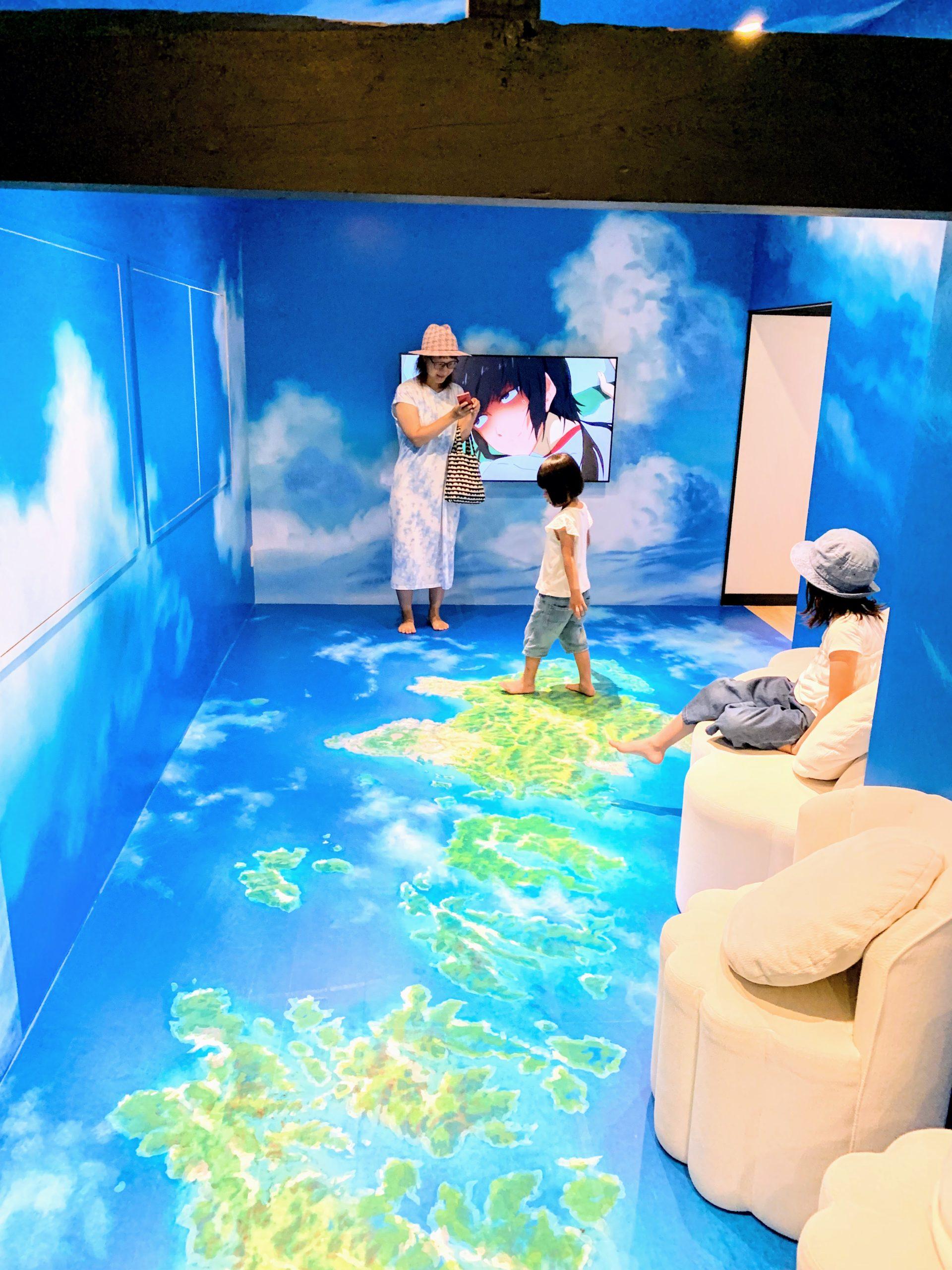 【子連れ五島福江島】の冒険⑨感動!!ラピュタの雲を描く人!山本二三(やまもとにぞう)美術館
