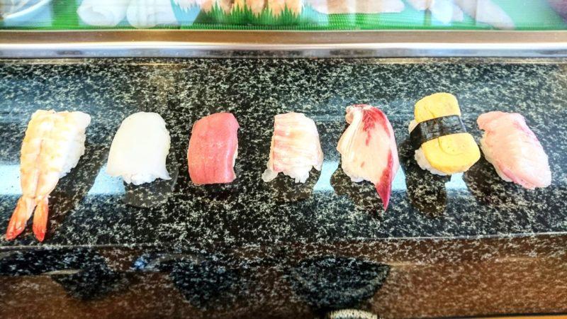【子連れ五島福江島】の冒険③最高の寿司ランチ〈寿し善〉