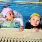 【子連れ五島福江島】の冒険⑧富江温泉センターたっしゃからんどで泳ぐ!!