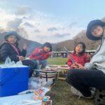 【秋吉台オートキャンプ場】でドキドキの初母子キャンプ!!遊具に温泉に洞窟探検に暴風警報!!②